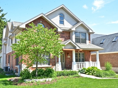 Downers Grove Single Family Home For Sale: 4419 Fairview Avenue