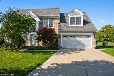 Aurora Single Family Home For Sale: 2524 Westminster Lane