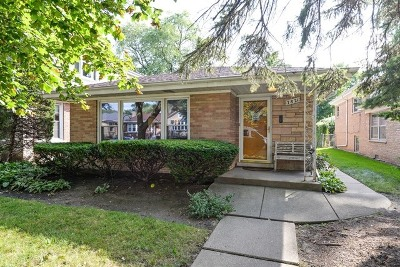 Skokie Single Family Home Contingent: 7821 Karlov Avenue
