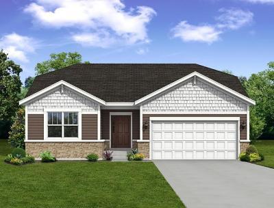 Island Lake Single Family Home For Sale: 2040 Foxridge Drive