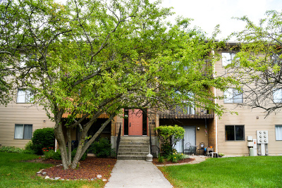 Crystal Lake Condo/Townhouse For Sale: 639 Virginia Road #318