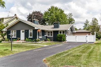 Downers Grove Single Family Home Contingent: 5809 Washington Street