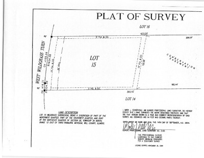 Residential Lots & Land For Sale: 26515 South Wildgrass Turn Street