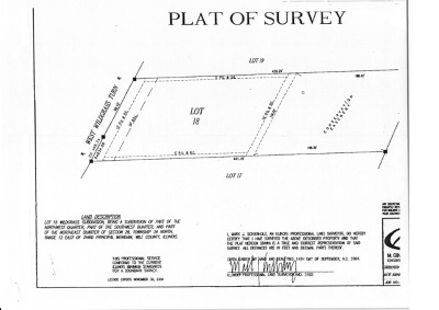 Residential Lots & Land For Sale: 26445 South Wildgrass Turn Street South