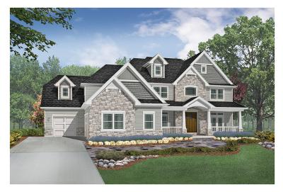 Ashwood Park Single Family Home For Sale: 4311 Carpenter Road