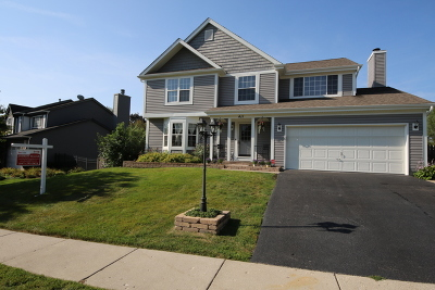 Carpentersville Single Family Home For Sale: 411 Harbor Drive