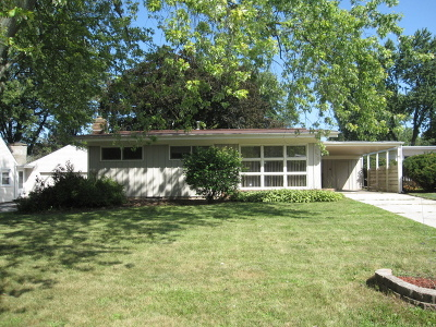 Hampshire Single Family Home Contingent: 270 Panama Avenue
