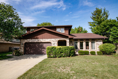 Orland Park Single Family Home For Sale: 15366 Thistlewood Drive