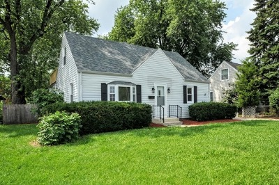 Melrose Park Single Family Home For Sale: 2120 Ruby Street