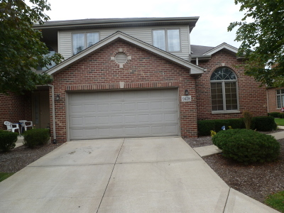 Tinley Park Condo/Townhouse For Sale: 9428 Dundee Place