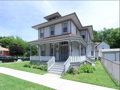 Elgin Multi Family Home Contingent: 321 Center Street