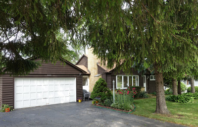 Downers Grove Single Family Home Contingent: 4080 Sterling Road
