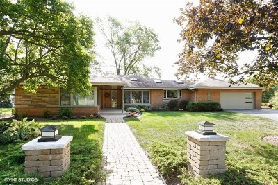 Palos Park Single Family Home For Sale: 12003 South 89th Court