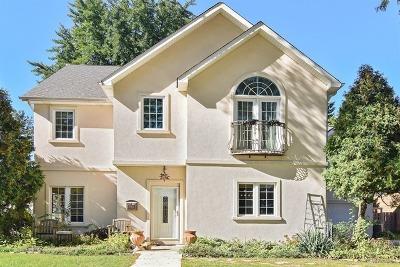 La Grange Park Single Family Home For Sale: 916 Kemman Avenue