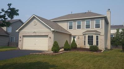 Bolingbrook Single Family Home For Sale: 678 Blackhawk Lane