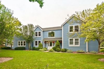 Lake Forest Single Family Home Contingent: 211 Washington Road