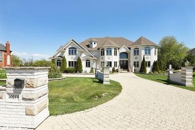 Homer Glen Single Family Home For Sale: 14644 Edinburgh Court