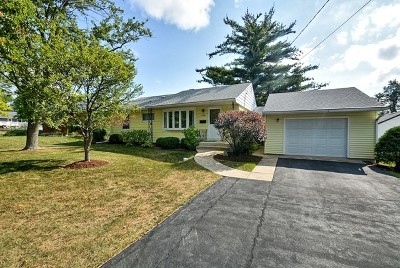 Downers Grove Single Family Home For Sale: 4509 Florence Avenue