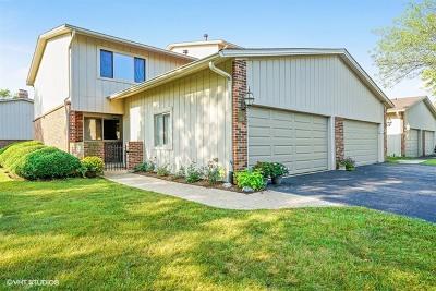 Oak Brook Condo/Townhouse For Sale: 19w169 Ginny Lane #19W169