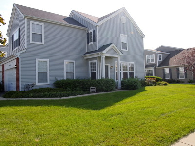 Plainfield Condo/Townhouse For Sale: 5008 Syracuse Court #5008