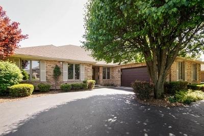 Palos Heights, Palos Hills Single Family Home For Sale: 6415 Fox Lane
