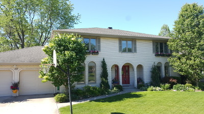 Willowbrook Single Family Home For Sale: 157 Chaucer Court