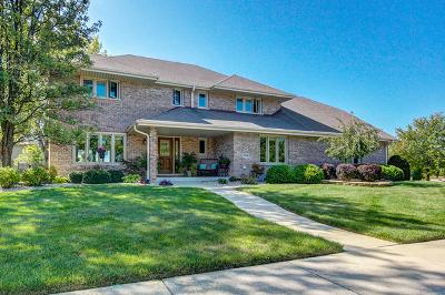 Palos Park Single Family Home Price Change: 10561 Ridgewood Drive