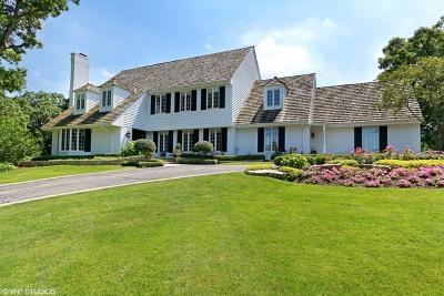 Barrington Hills Single Family Home For Sale: 67 Brinker Road
