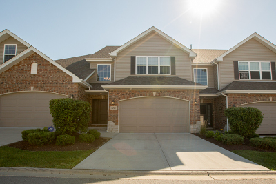 Orland Park Condo/Townhouse For Sale: 16521 Timber Trail