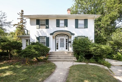 Downers Grove Single Family Home Contingent: 926 Chicago Avenue