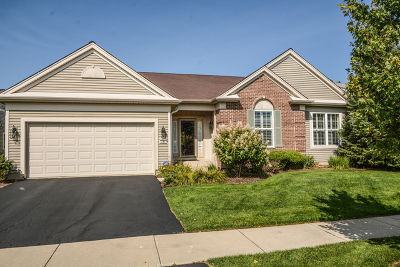 Huntley Single Family Home Contingent: 12217 Hideaway Drive