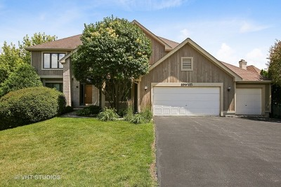 Downers Grove Single Family Home For Sale: 19w115 Woodcreek Place