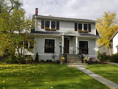 La Grange Single Family Home For Sale: 442 South Kensington Avenue