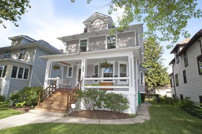Oak Park Single Family Home For Sale: 630 Lyman Avenue