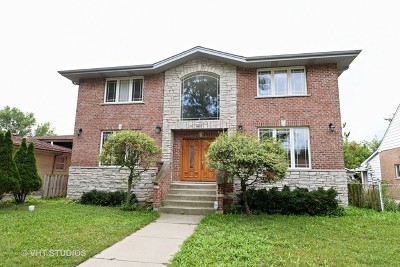 Skokie Single Family Home Contingent: 3833 Dobson Street