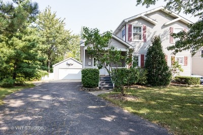 Lombard Single Family Home For Sale: 308 West Harrison Road