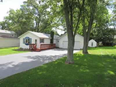 Crystal Lake Single Family Home For Sale: 1637 Sherman Boulevard