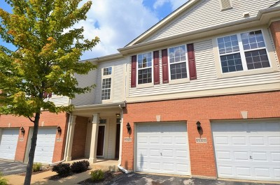 Justice  Condo/Townhouse For Sale: 8132 Concord Lane #D