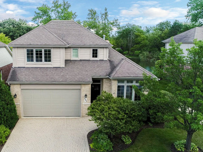 Willowbrook Single Family Home Contingent: 6409 Breton Lakes Drive