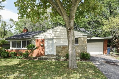 Elmhurst Single Family Home Contingent: 411 East Atwater Avenue