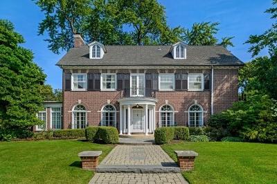 Oak Park Single Family Home For Sale: 506 North Euclid Avenue