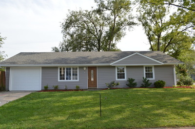 Mokena Single Family Home Contingent: 9305 Magnolia Avenue