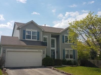 Aurora Single Family Home For Sale: 2661 Red Hawk Ridge Drive