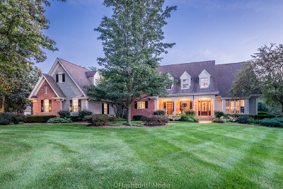 St. Charles Single Family Home For Sale: 40w751 Timbergate Lane