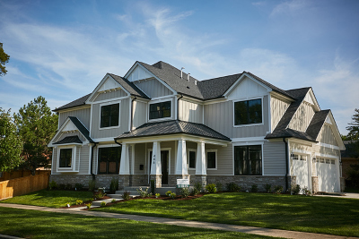 Elmhurst Single Family Home Price Change: 446 West Fremont Avenue
