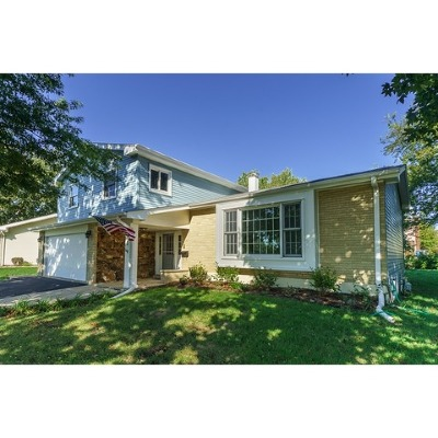 Addison Single Family Home For Sale: 1122 West Westwood Trail