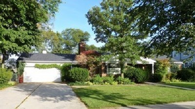 Western Springs Single Family Home For Sale: 4135 Woodland Avenue