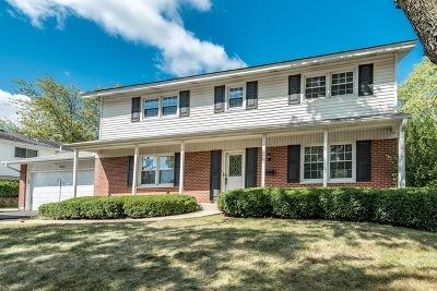 Woodridge Single Family Home Price Change