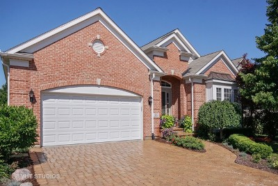 Orland Park Single Family Home Contingent: 13354 Lahinch Drive