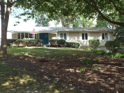 Lisle Single Family Home Contingent: 5237 Oakview Drive